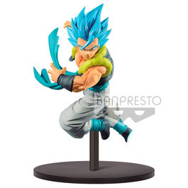 FIGURA DRAGON BALL SUPER CHOSENSHIRETSUDEN SUPER SAIYAN GOD GOGETA 17 CM