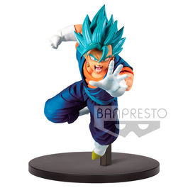 FIGURA DRAGON BALL SUPER CHOSENSHIRETSUDEN SUPER SAIYAN GOD VEGITO 19 CM
