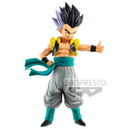 FIGURA DRAGON BALL Z GRANDISTA RESOLUTION OF SOLDIER GOTENKS 19 CM