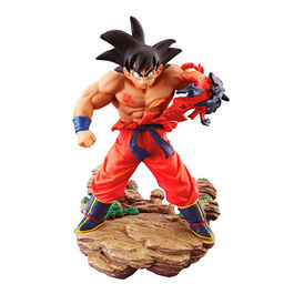 FIGURA DRAGON BALL SUPER SON GOKU SERIE DRACAP MEMORIAL 10 CM