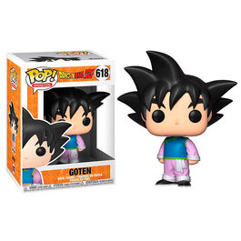 FIGURA POP DRAGON BALL Z GOTEN 9 CM