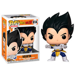 FIGURA POP DRAGON BALL Z VEGETA 9 CM