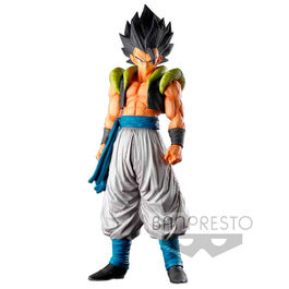 FIGURA DRAGON BALL SUPER MASTER STAR PIECE GOGETA 34 CM