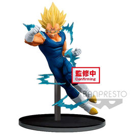 FIGURA DRAGON BALL Z DOKKAN BATTLE MAJIN VEGETA 15 CM