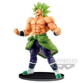FIGURA DRAGON BALL SUPER BWFC SPECIAL BROLY 19 CM