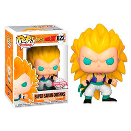 FIGURA POP DRAGON BALL Z SUPER SAIYAN GOTENKS SPECIAL EDITION 9 CM