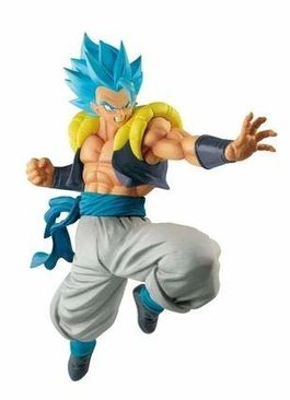 FIGURA DRAGON BALL ULTIMATE SOLDIERS SUPER SAIYAN GOD SUPER SAIYAN GOGETA 18 CM