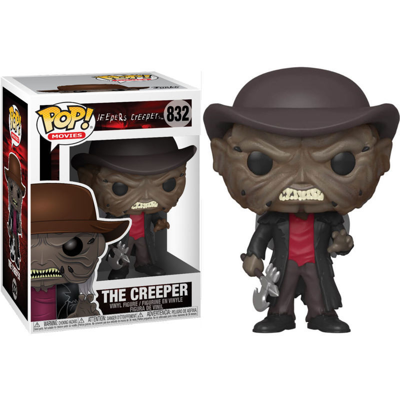 FIGURA POP JEEPERS CREEPERS THE CREEPER 9 CM