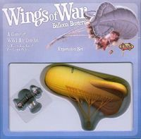 WINGS OF WAR MINIATURES BALLOON BUSTERS (JHONSON/PRINCE)