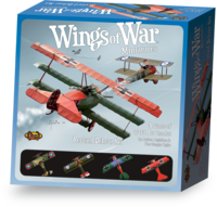 WINGS OF WAR MINIATURES DELUXE SET WWI