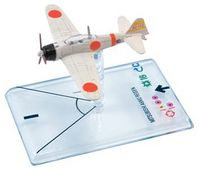 WINGS OF WAR MINIATURES MITSUBISHI A6M2 REISEN
