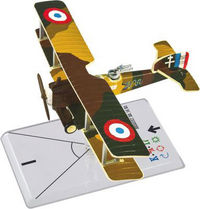 WINGS OF WAR MINIATURES BREGUET BR.14B2 (GREBIL & CARRON) WWI SERIE IV