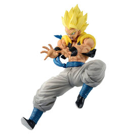 FIGURA DRAGON BALL Z ICHIBANSHO RISING FIGHTERS SUPER SAIYAN GOGETA 18 CM