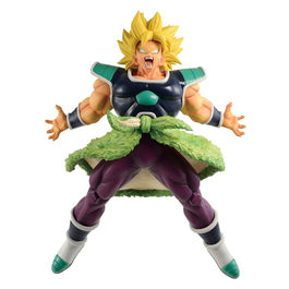 FIGURA DRAGON BALL Z ICHIBANSHO RISING FIGHTERS SUPER SAIYAN BROLY 24 CM