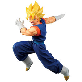 FIGURA DRAGON BALL Z ICHIBANSHO RISING FIGHTERS SUPER SAIYAN VEGITO 18 CM