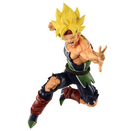 FIGURA DRAGON BALL Z ICHIBANSHO RISING FIGHTERS SUPER SAIYAN BARDOCK 18 CM