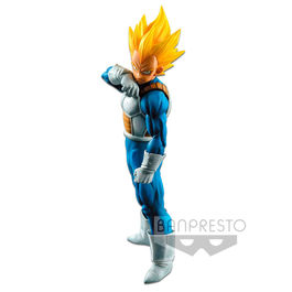 FIGURA DRAGON BALL Z BANPRESTO RESOLUTION OF SOLDIERS SUPER SAIYAN VEGETA 17 CM