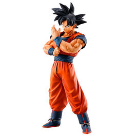 FIGURA DRAGON BALL BANPRESTO ICHIBANSHO GOKU STRONG CHAINS 25 CM