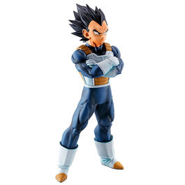 FIGURA DRAGON BALL BANPRESTO ICHIBANSHO VEGETA STRONG CHAINS 25 CM