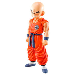 FIGURA DRAGON BALL BANPRESTO ICHIBANSHO KRILLIN STRONG CHAINS 18 CM