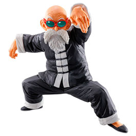 FIGURA DRAGON BALL BANPRESTO ICHIBANSHO ROSHI STRONG CHAINS 16 CM