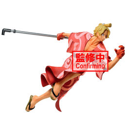 FIGURA ONE PIECE BANPRESTO ICHIBANSHO SABO FULL FORCE 20 CM