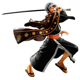 FIGURA ONE PIECE BANPRESTO ICHIBANSHO TRAFALGAR LAW FULL FORCE 20 CM