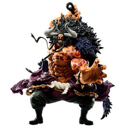 FIGURA ONE PIECE BANPRESTO ICHIBANSHO KAIDO FULL FORCE 19 CM