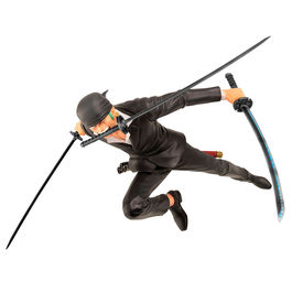 FIGURA ONE PIECE BANPRESTO ICHIBANSHO TREASURE CRUISE ZORO 20 CM
