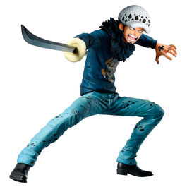 FIGURA ONE PIECE BANPRESTO ICHIBANSHO TREASURE CRUISE TRAFALGAR LAW 13 CM