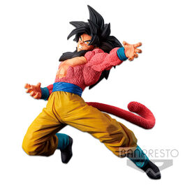FIGURA DRAGON BALL GT SON GOKU FES SUPER SAIYAN 4 15 CM