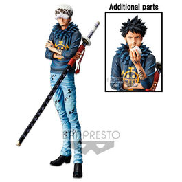 FIGURA ONE PIECE GRANDISTA TRAFALGAR LAW 30 CM