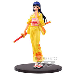 FIGURA ONE PIECE THE GRANDLINE WANOKUNI VOL.3 ROBIN OKIKU 17 CM