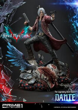 ESTATUA PRIME 1 STUDIO DEVIL MAY CRY 5 DANTE 74 CM
