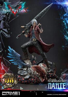 ESTATUA PRIME 1 STUDIO DEVIL MAY CRY 5 DANTE DELUXE VER. 74 CM