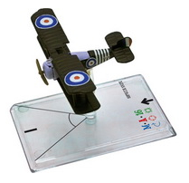 WINGS OF WAR MINIATURES SOPWITH SNIPE (BARKER) WWI SERIE 2