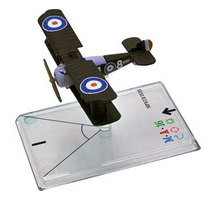 WINGS OF WAR MINIATURES SOPWITH SNIPE (RYRIE) WWI SERIE 2