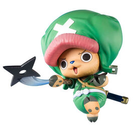 FIGURA ONE PIECE FIGUARTS ZERO TONY TONY CHOPPER (CHOPAEMON) 7 CM