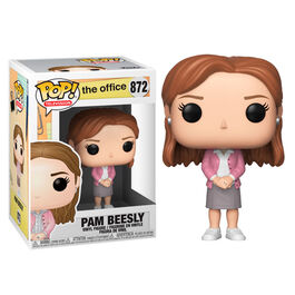 FIGURA POP THE OFFICE PAM BEESLY 9 CM