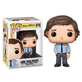 FIGURA POP THE OFFICE JIM HALPERT 9 CM
