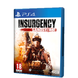 INSURGENCY SANDSTORM PS4
