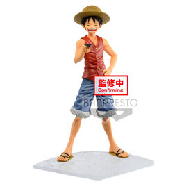 FIGURA ONE PIECE LUFFY MAGAZINE SPECIAL EPISODE 18 CM