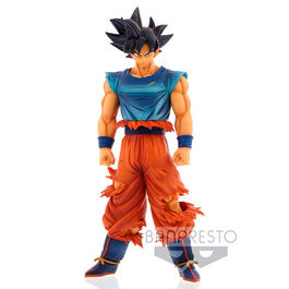 FIGURA DRAGON BALL SUPER GRANDISTA NERO SON GOKU NEW 18 CM
