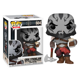 FIGURA POP CRITICAL ROLE VOX MACHINA GROG STRONGJAW 9 CM