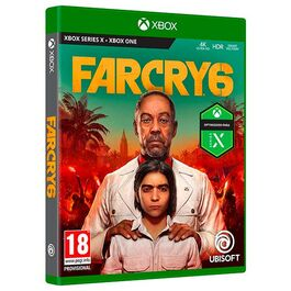FAR CRY 6 XBOX ONE / SERIES X