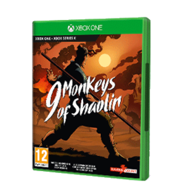 9 MONKEYS OF SHAOLIN XBOX ONE