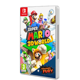 SUPER MARIO 3D WORLD + BOWSER´S FURY SWITCH