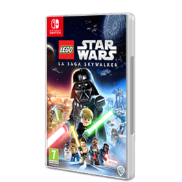 LEGO STAR WARS LA SAGA SKYWALKER SWITCH