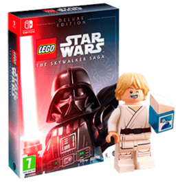 LEGO STAR WARS LA SAGA SKYWALKER DELUXE EDITION SWITCH