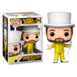 FIGURA POP COLGADOS EN FILADELFIA CHARLIE AS THE DAYMAN 9 CM